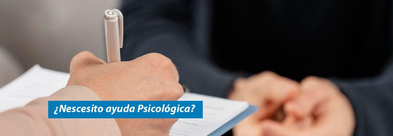 ¿Necesito ayuda psicológica?